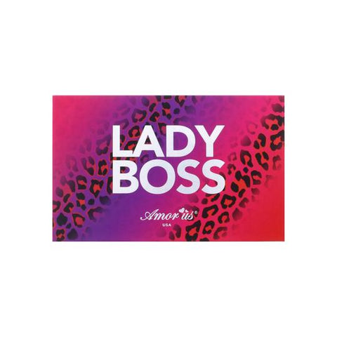 "AMOR US EYESHADOWS PALETTE ""LADY BOSS"""