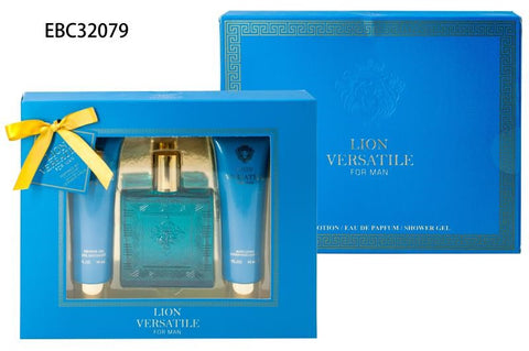 EBC LION VERSATILE FRAGRANCE GIFT SET FOR MEN
