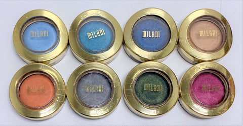 MILANI SINGLE EYESHADOWS