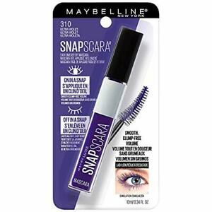 "MAYBELLINE ""SNAPSCARA WASHABLE MASCARA"""