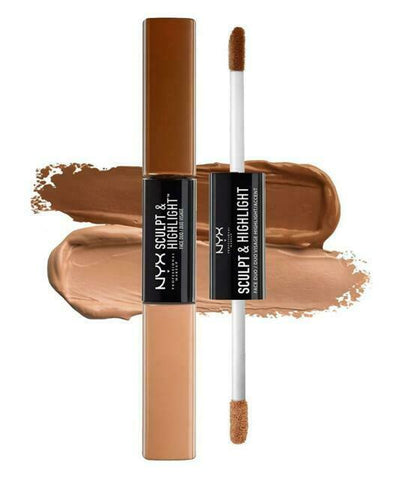 "NYX ""SCULPT & HIGHLIGHT FACE DUO"""