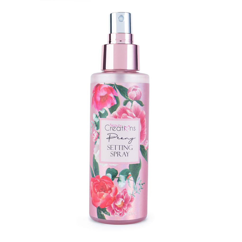 "BEAUTY CREATIONS ""PEONY"" SETTING SPRAY"