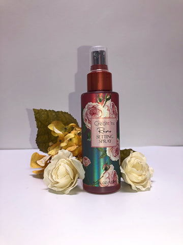 "BEAUTY CREATIONS ""ROSES"" SETTING SPRAY"