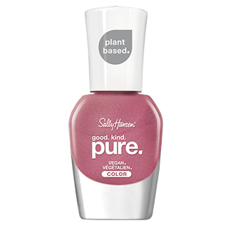 "SALLY HANSEN ""GOOD. KIND. PURE. DESERT ROSE & PINKY CLAY DUOS"""