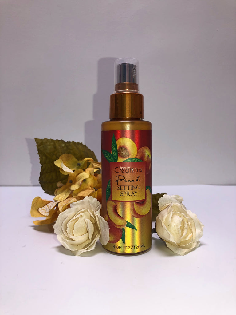 "BEAUTY CREATIONS ""PEACH"" SETTING SPRAY"