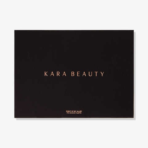 "KARA BEAUTY EYESHADOWS PALETTE ""RIGHT UP MY ALLEY"""