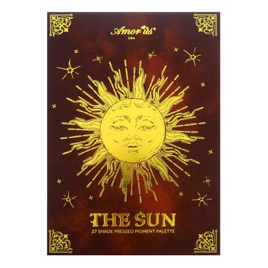 "AMOR US EYESHADOWS PALETTE ""THE SUN"""