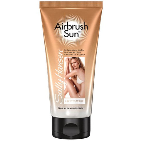 "SALLY HANSEN ""AIRBRUSH SUN INSTANT GLOW BUILDS TO A PERFECT TAN"""