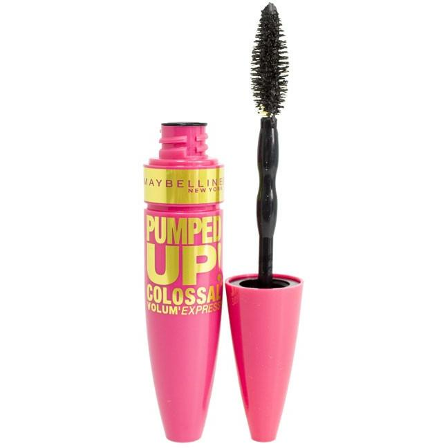 MAYBELLINE PUMPED UP! COLOSSAL MASCARA