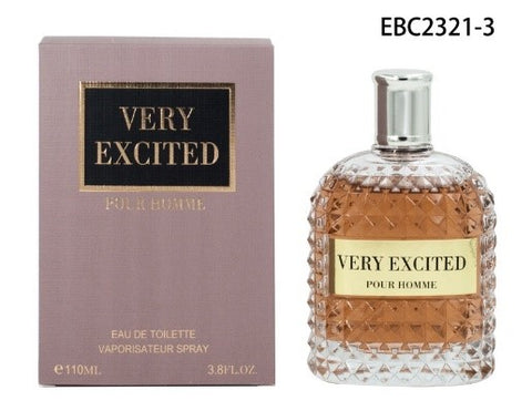 EBC VERY EXCITED FRAGRANCE