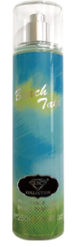 EBC BEACH TALE DREAM WOMEN BODY MIST