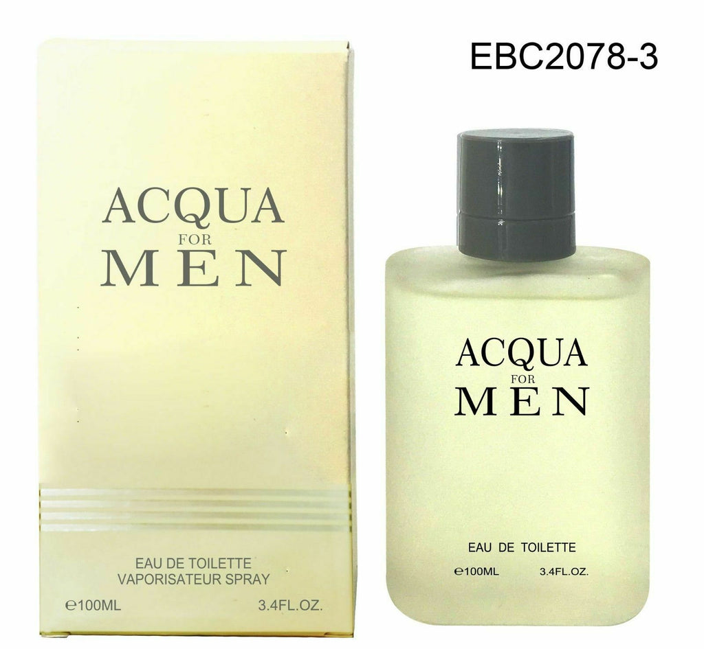 EBC ACQUA FOR MEN PERFUME