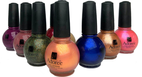 Adoree Nail Polish Assorted Colors