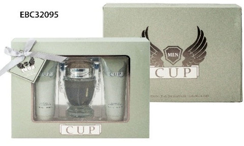 EBC CUP FOR MEN FRAGRANCE GIFT SET FOR MEN