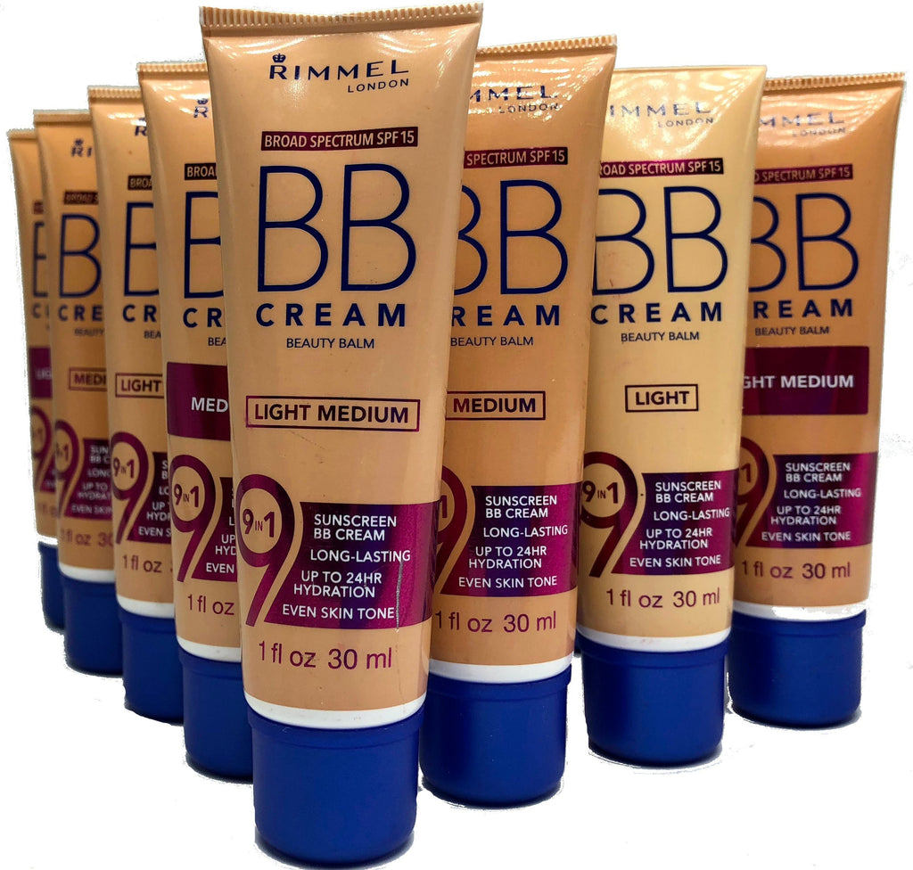 Rimmel 9-in-1 Beauty Balm BB Cream with SPF 15