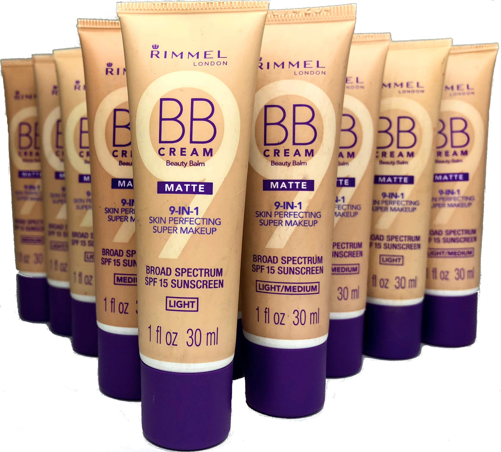 Rimmel London BB Cream Matte Beauty Balm