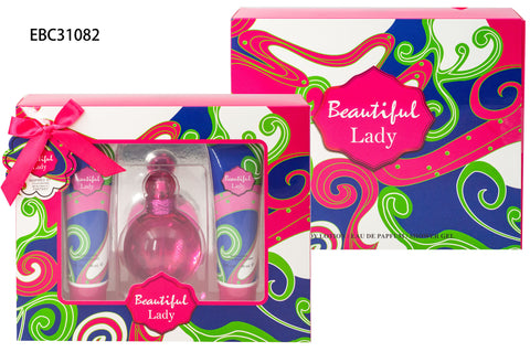 "31082 ""BEAUTIFUL LADY FRAGRANCE SET"""
