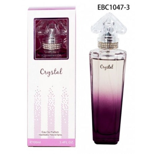 EBC CRYSTAL WOMEN FRAGRANCES