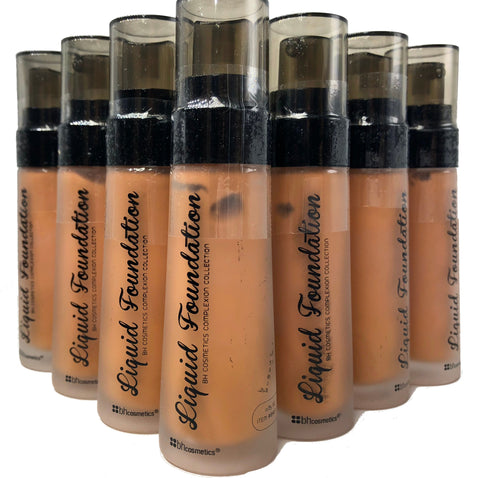 BH Cosmetics Foundation M4 Medium Rose