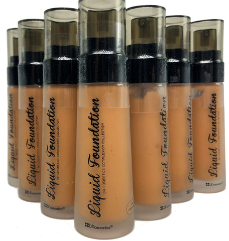BH Cosmetics Foundation M5 Golden Beige