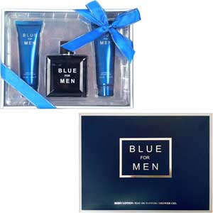 EBC Blue Fragrance Gift Set for Men