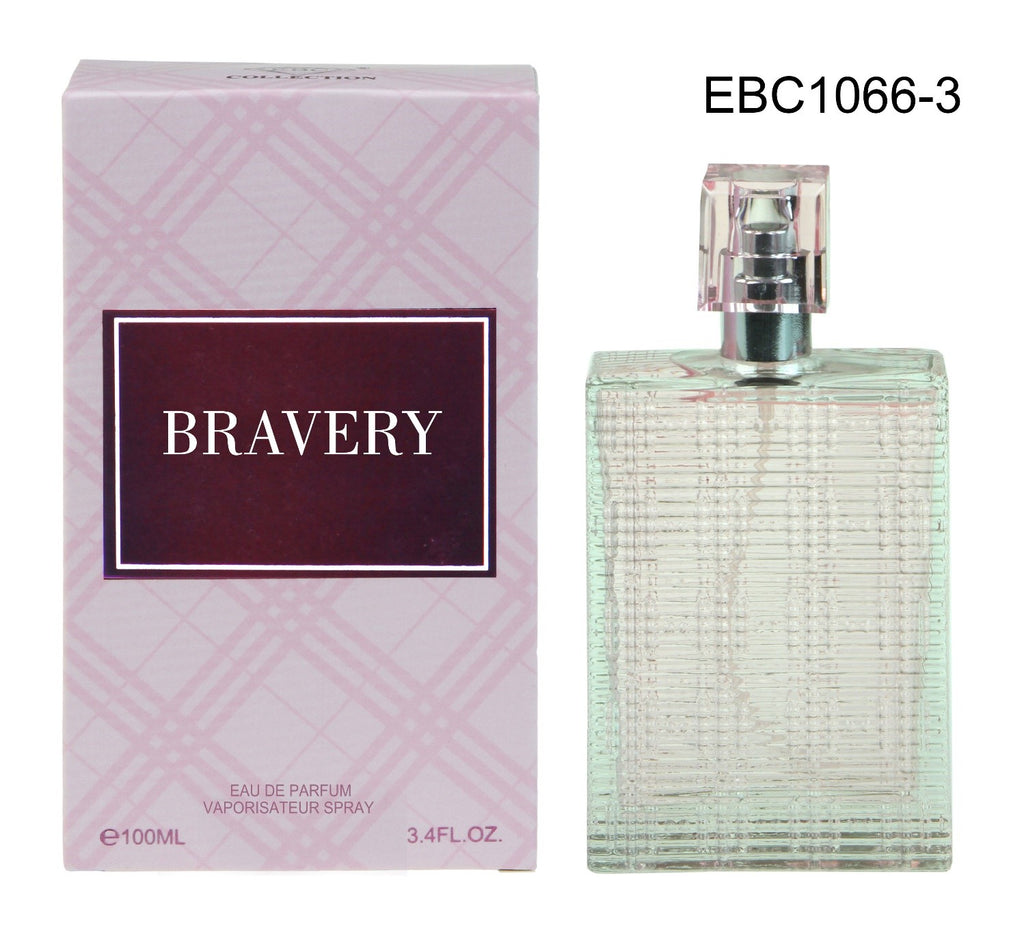 EBC BRAVERY FOR WOMEN FRAGRANCES