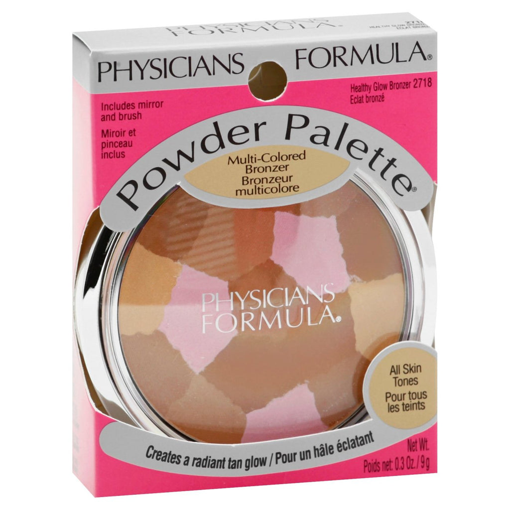 "PHYSICIANS FORMULA ""POWDER PALETTE® MULTI-COLORED FACE POWDER"""
