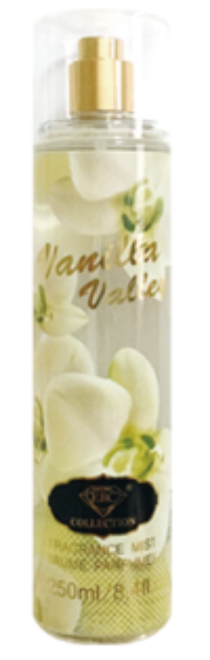 EBC VANILLA VALLEY DREAM WOMEN BODY MIST