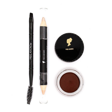 "MISS ADORO ""3PC BEAUTI-BROW GEL KIT"""