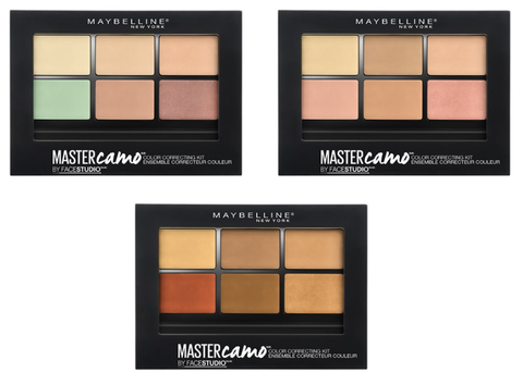 Maybelline Master Camo Concealers