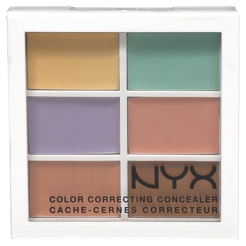 "NYX ""COLOR CORRECTING CONCEALER"""