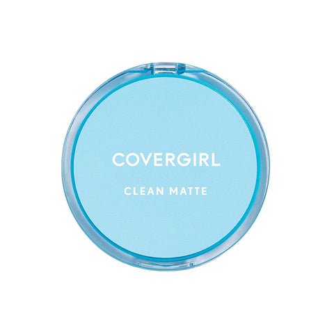 "COVERGIRL ""CLEAN MATTE PRESSED POWDER"""