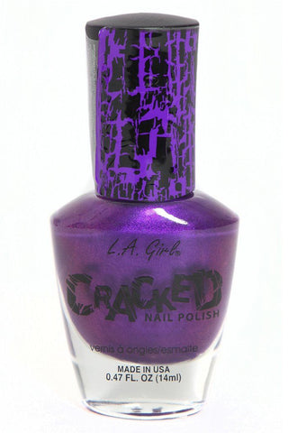 Wholesale LA Girl Cracked Nail Polish Assorted Colors