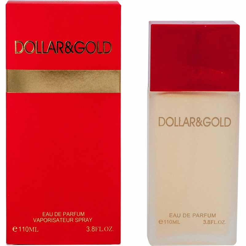 "1097-3 ""DOLLAR & GOLD WOMEN FRAGRANCES"""