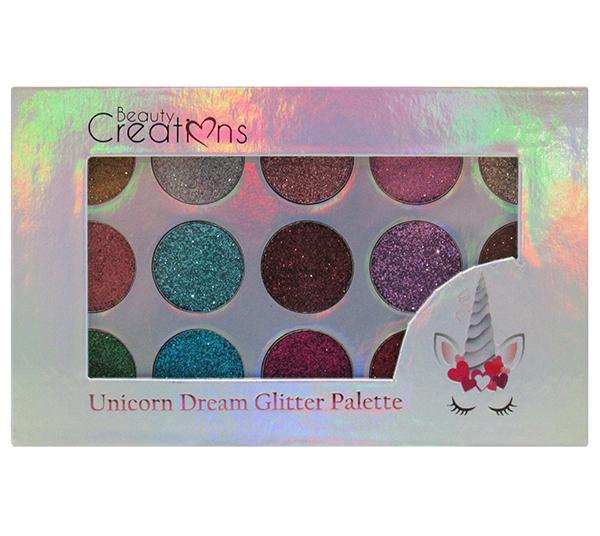 Beauty Creations Unicorn Dream Glitter Eyeshadows