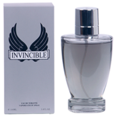 EBC INVINCIBLE FRAGRANCE FOR MEN