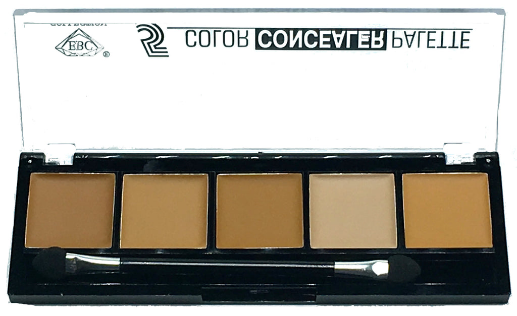 EBC Collection 5 COLOR CONCEALERS