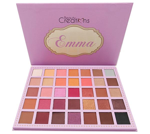 Beauty Creations Emma Eyeshadows