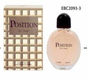 EBC POSITION FRAGRANCE FOR MEN