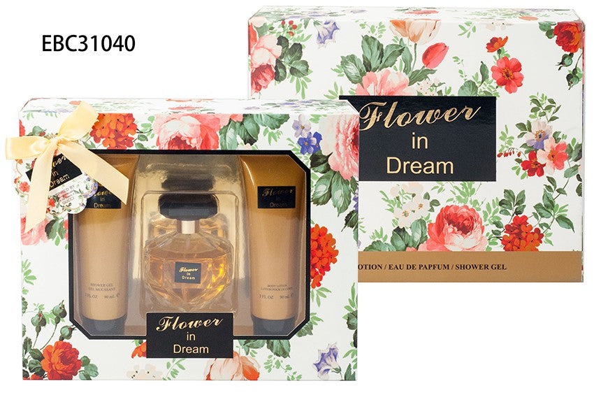 EBC FLOWER IN DREAM FRAGRANCES SET