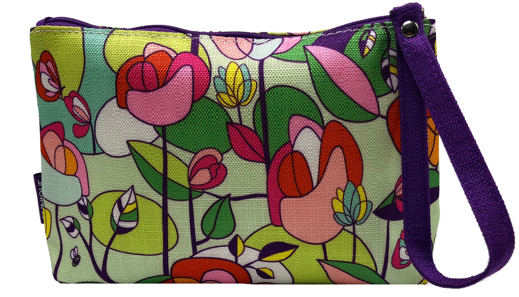 Clinique Green Flowers Cosmetic BAGS
