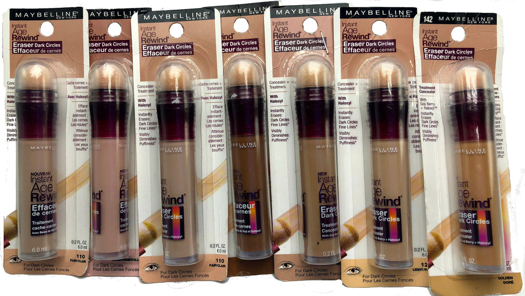 Maybelline Instant Age Treatment CONCEALERS