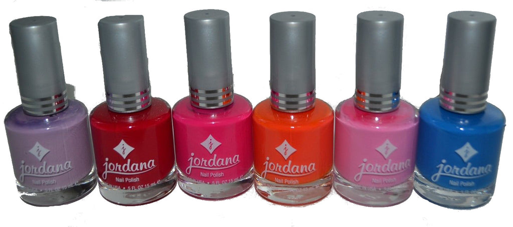 Wholesale Jordana Nail Polish Assorted Colors