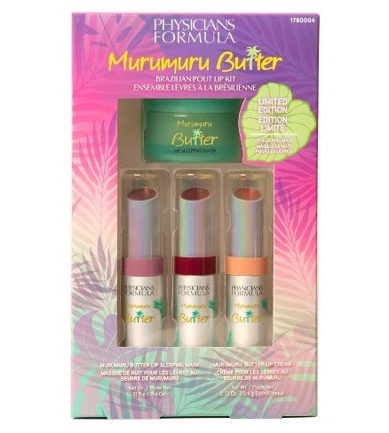 "Physicians Formula ""Murumuru Butter Brazilian Pout Lip Kit"""
