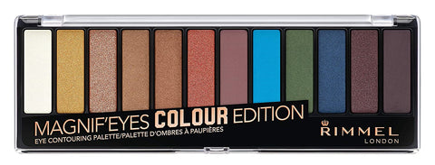 "RIMMEL LONDON ""MAGNIF'EYES COLOUR EDITION"""