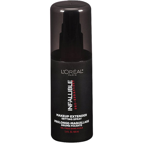 """L'ORÉAL PARIS INFALLIBLE PRO-SPRAY & SET MAKEUP EXTENDER SETTING SPRAY"""