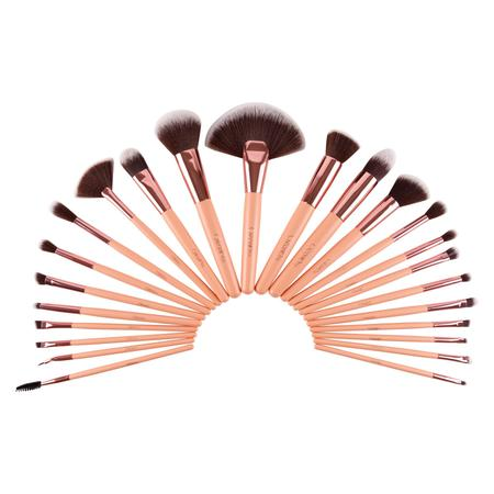 beauty creations 24pc luxe coral