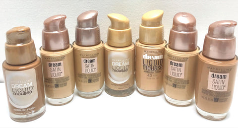 MAYBELLINE DREAM LIQUID FOUNDATION