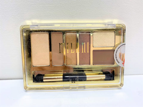 MILANI EVERYDAY EYESHADOW PALETTES