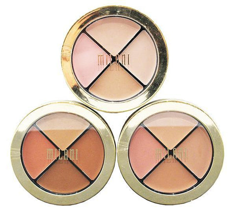 MILANI Conceal + Perfect All in One CONCEALERS